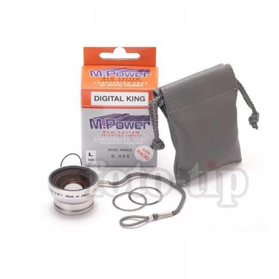Telekonwerter Digital King MGT 2x magnetyczny