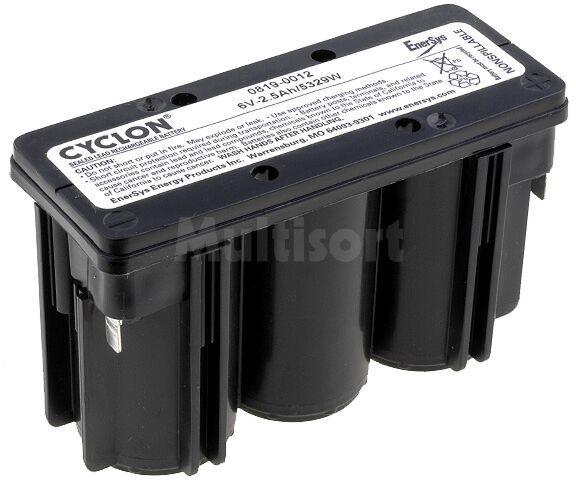 Akumulator kwasowo-ołowiowy 6V 2,5Ah rozmiar MONOBLOK