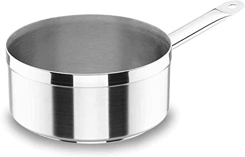 Lacor-54229N-FRENCH SAUCEPAN D.28 cm CHEF LUXE