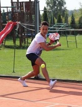 Indywidualny trening tenisa  Warszawa