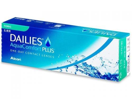 Dailies AquaComfort Plus Toric (30 soczewek)