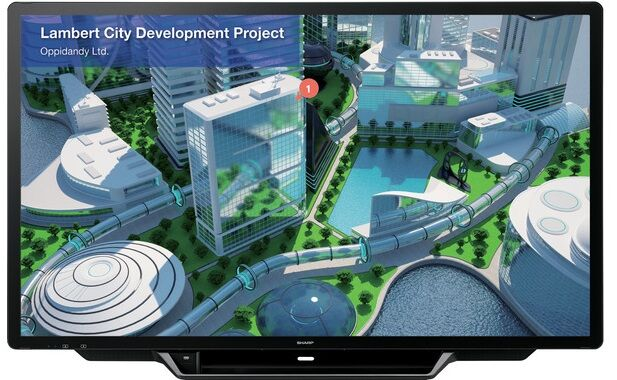 Monitor interaktywny BIG PAD Sharp PN-80TH5+ UCHWYTorazKABEL HDMI GRATIS !!! MOŻLIWOŚĆ NEGOCJACJI  Odbiór Salon WA-WA lub Kurier 24H. Zadzwoń i Zamów: 888-111-321 !!!