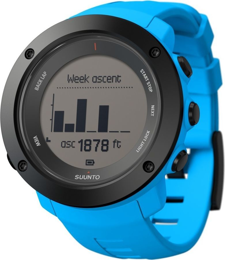 Zegarek Suunto SS021969000 Suunto Ambit3 Vertical Blue - CENA DO NEGOCJACJI - DOSTAWA DHL GRATIS, KUPUJ BEZ RYZYKA - 100 dni na zwrot, możliwość wygrawerowania dowolnego tekstu.