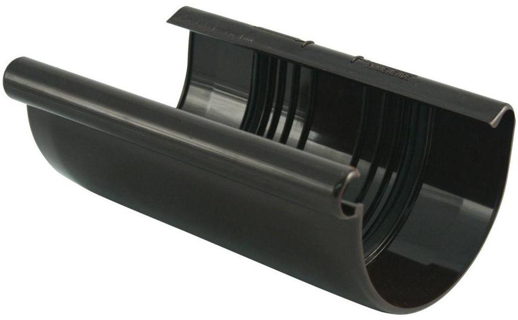 Złączka do rynny 125 mm Brązowy MARLEY
