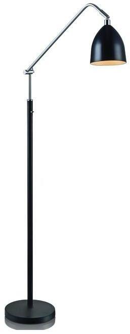 Lampa na podłogę FREDRIKSHAMN Czarny 105023 - Markslojd  Mega rabat przez tel 533810034  Zapytaj o kupon- Zamów