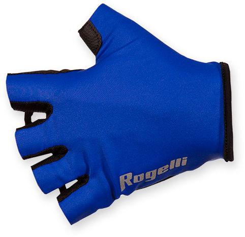 ROGELLI BELCHER - rękawiczki rowerowe, niebieskie Rozmiar: S,rogelli-belcher-blue