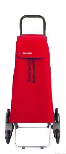 Wózek na zakupy Rolser RD6 Saquet LN Rojo