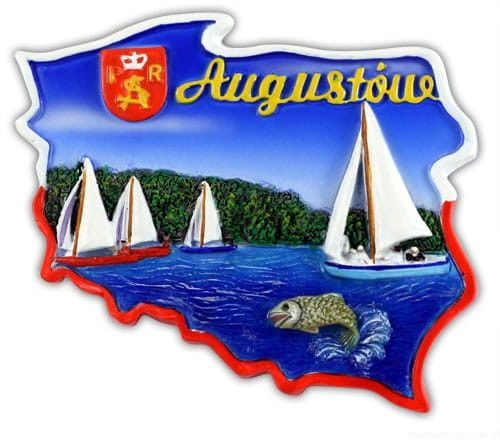 Magnes kontur Augustów