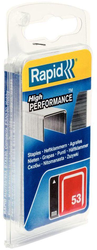 Zszywki TYP53 1080 szt. 11.4 / 10 mm RAPID