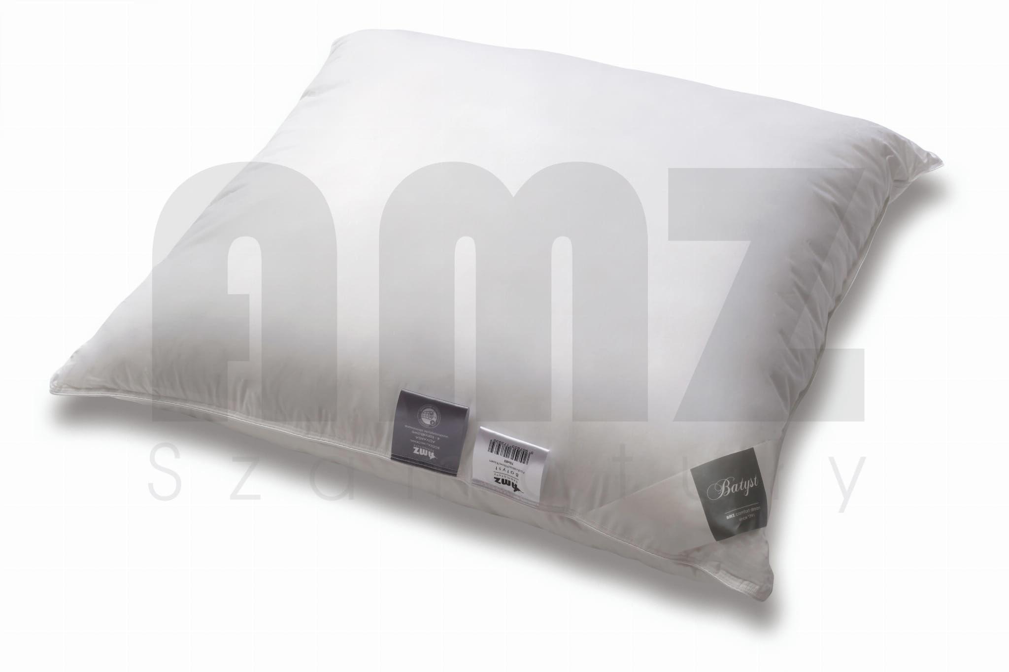 Poduszka Antyalergiczna 70x80 AMZ Batyst Gładka