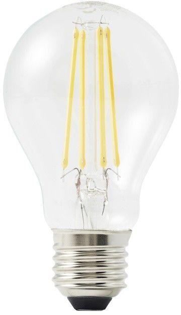 Żarówka LED Diall A60 E27 6,5 W 806 lm przezroczysta barwa ciepła