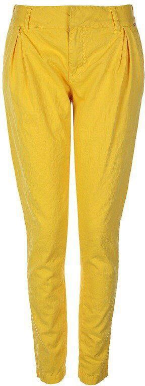 spodnie BENCH - Straighten Up Yellow (YW054) rozmiar: 27