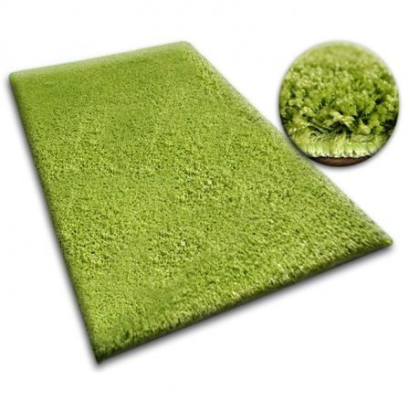 Wykładzina SHAGGY 5cm zieleń 60x100 cm