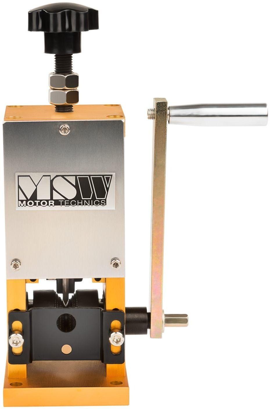 Korowarka do kabli - maks. 25 mm - ręczna - MSW - MSW-WS-006 - 3 lata gwarancji/wysyłka w 24h