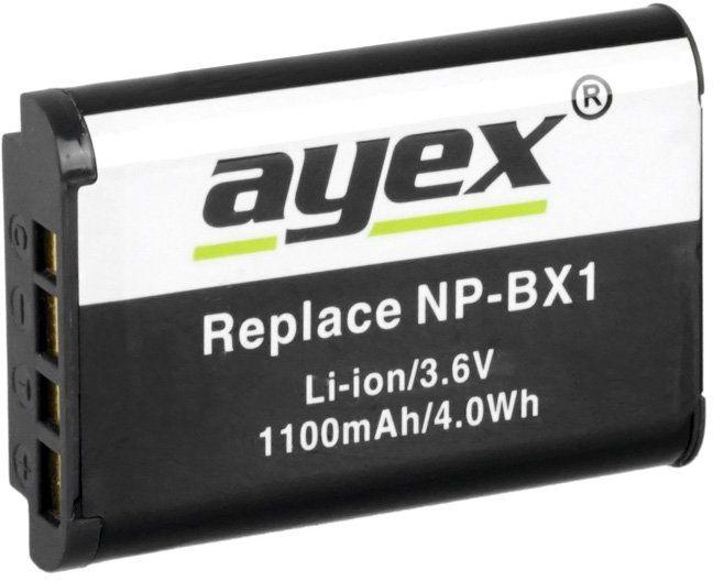 Ayex akumulator litowo-jonowy NP-BX1 do Sony CyberShot