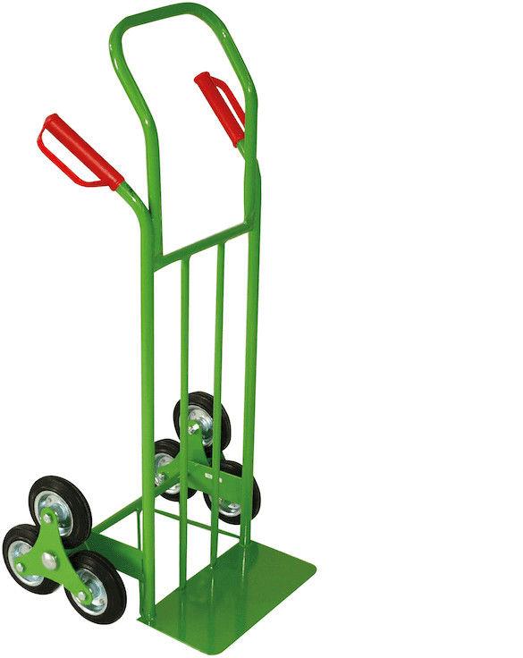 Wózek taczkowy schodowy 008C, 200kg