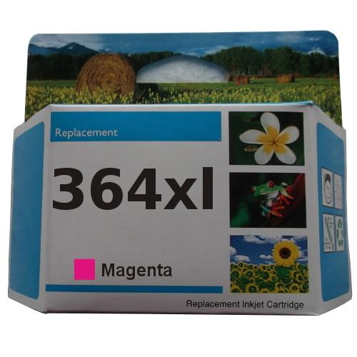 zastępczy atrament HP 364XL [cb324ee] magenta
