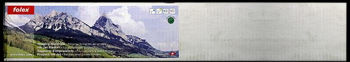 Folia samoprzylepna do drukarek laserowych Adhesive-F WO, grubość 0,05, 100ark A4 przecena - 33%