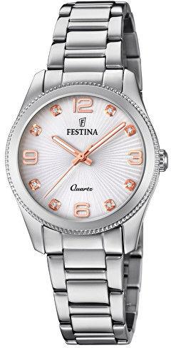 Zegarek Festina F20208-1 Classic - CENA DO NEGOCJACJI - DOSTAWA DHL GRATIS, KUPUJ BEZ RYZYKA - 100 dni na zwrot, możliwość wygrawerowania dowolnego tekstu.