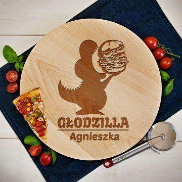 Głodzilla - Deska obrotowa