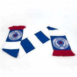 Rangers FC - szalik pasiak