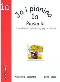 PWM Biskupska Małgorzata, Bruce David - Ja i pianino cz. 1a