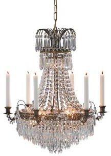 Żyrandol lampa LACKO 7L Antyczny/Brilliant 100649 - Markslojd  Mega rabat przez tel 533810034  Zapytaj o kupon- Zamów