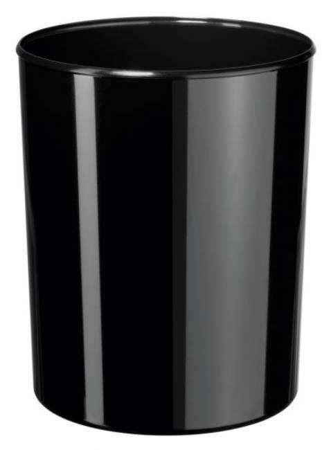 Kosz na śmieci HAN ELEGANCE 13L czarny - X06909