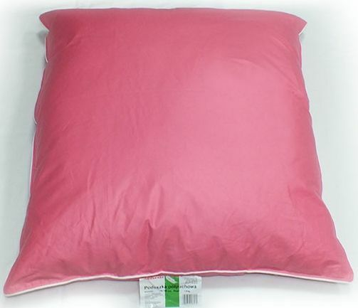 Poduszka Półpuchowa 50x60 Różowa Najtańsza