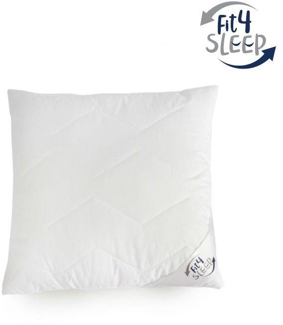 Poduszka antyalergiczna Fit.4.Sleep pikowana, Rozmiar - 40x40 NAJLEPSZA CENA, DARMOWA DOSTAWA