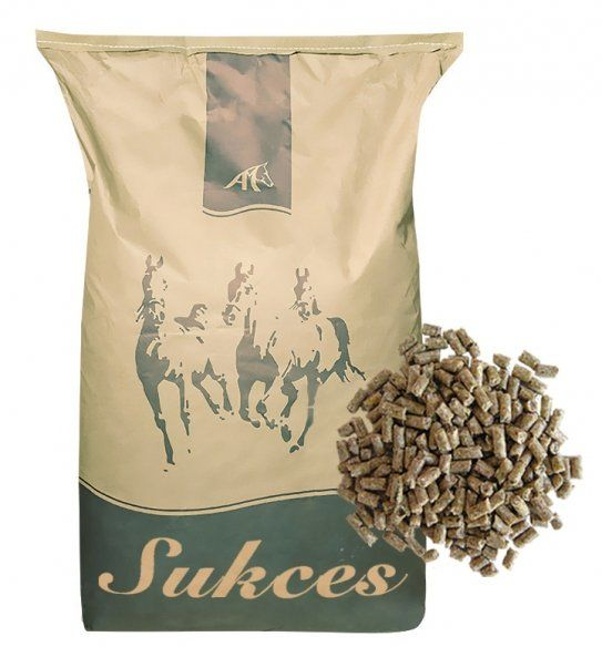 Pasza dla źrebiąt starter 25kg - Sukces - granulat