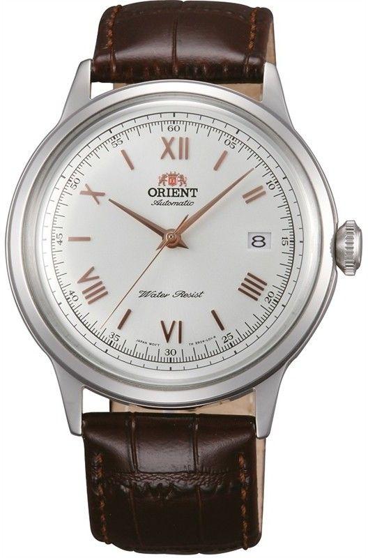 Zegarek Orient FAC00008W0 2nd Generation Bambino Version 2 - CENA DO NEGOCJACJI - DOSTAWA DHL GRATIS, KUPUJ BEZ RYZYKA - 100 dni na zwrot, możliwość wygrawerowania dowolnego tekstu.