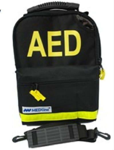 Torba na defibrylator AED Lifeline - czarna