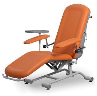 FoZa Dona uniwersalny fotel zabiegowy do badań lub chemioterapii i dializ oraz pobrań i iniekcji UBM