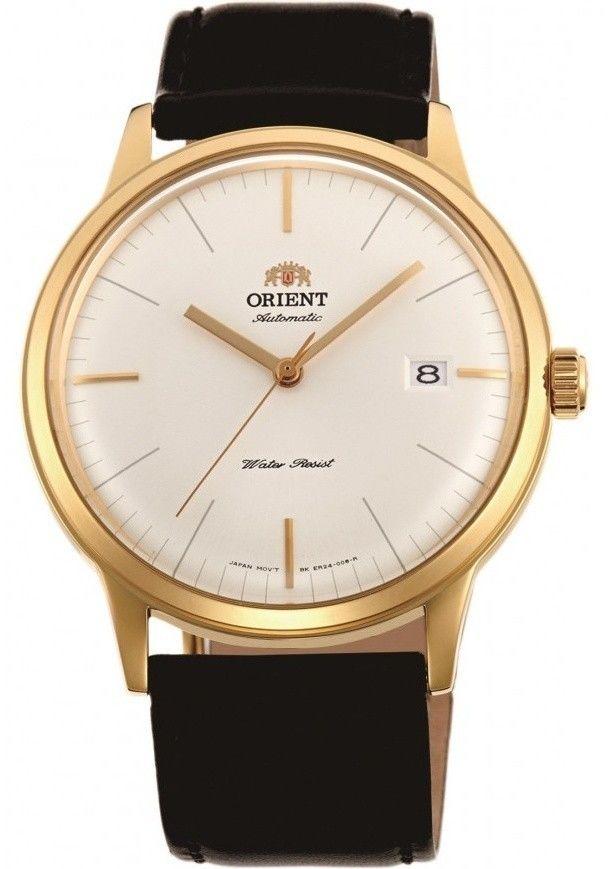 Zegarek Orient FAC0000BW0 2nd Generation Bambino Version 3 - CENA DO NEGOCJACJI - DOSTAWA DHL GRATIS, KUPUJ BEZ RYZYKA - 100 dni na zwrot, możliwość wygrawerowania dowolnego tekstu.
