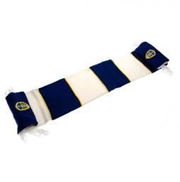 Leeds United - szalik pasiak