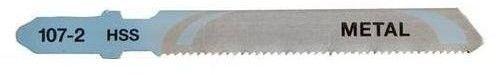 brzeszczoty do wyrzynarek 76mm do cięcia metalu 5szt. DeWalt [DT2161-QZ]
