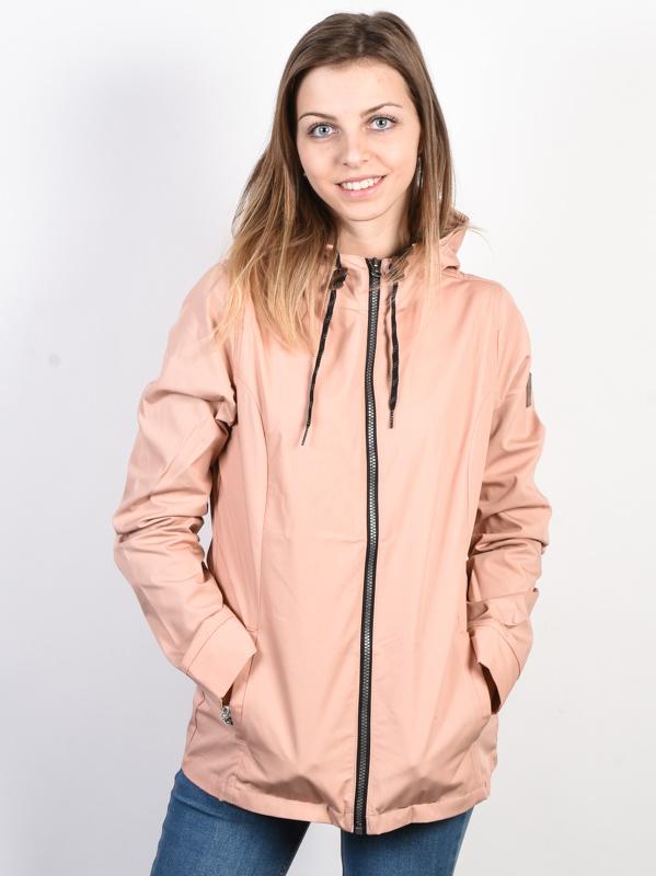 Element FREE peach wiosna kurtki kobiety - XS