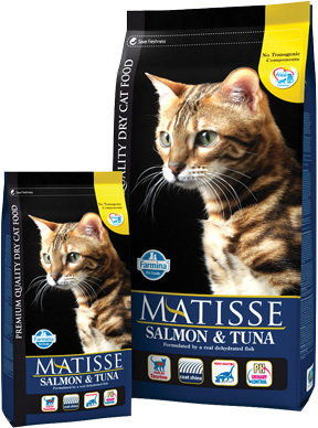 MATISSE SALMON TUNA 20kg