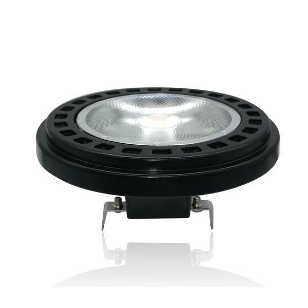LED AR111 G53 15W ciepła 3000K kąt 30st BL