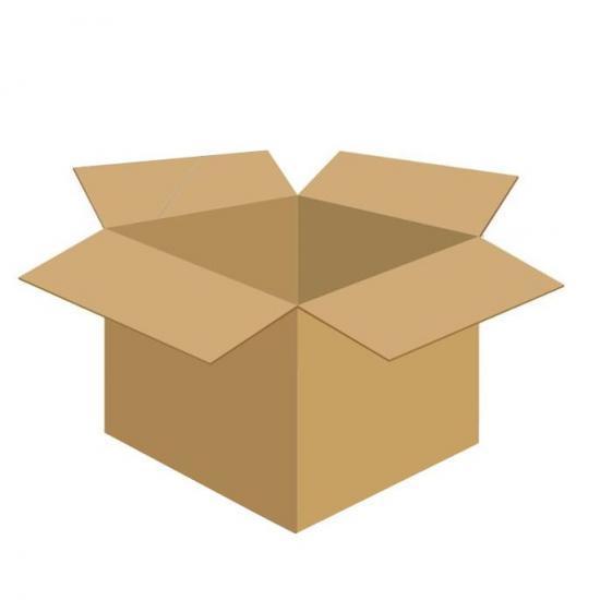 Karton klapowy tekt 3 - 495 x 470 x 420 450g/m2 fala C