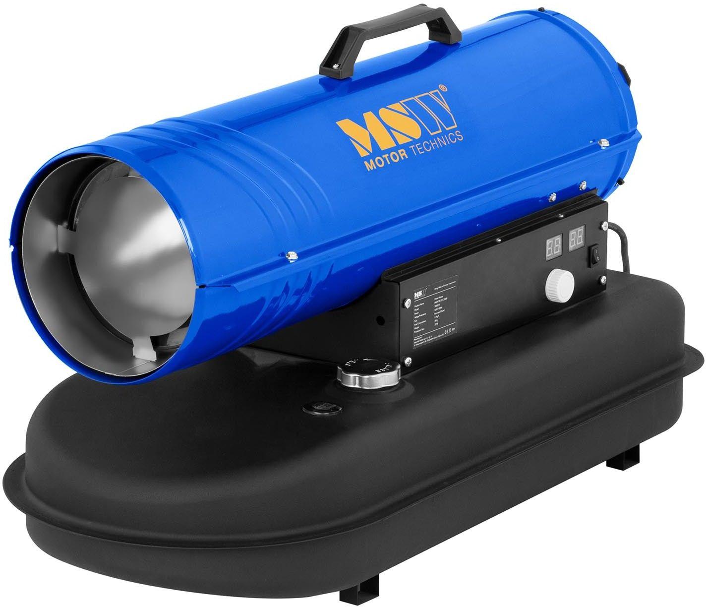 Nagrzewnica olejowa - 20 kW - 600 m/h - MSW - MSW-TB-DH-20000 - 3 lata gwarancji/wysyłka w 24h