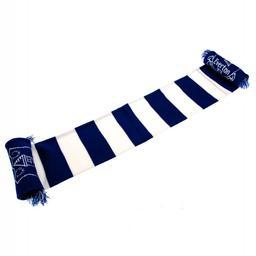Everton FC - szalik pasiak