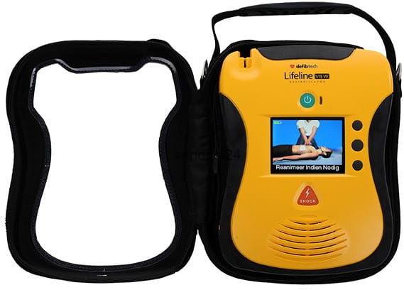 Torba ochronna do defibrylatora AED Lifeline View