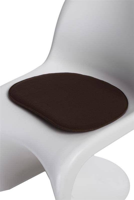 Intesi Balance brązowa poduszka na krzesło