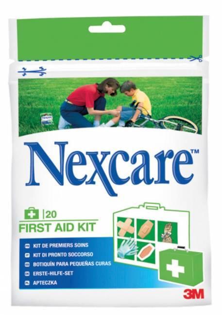 Apteczka NEXCARE pierwszej pomocy - X02518
