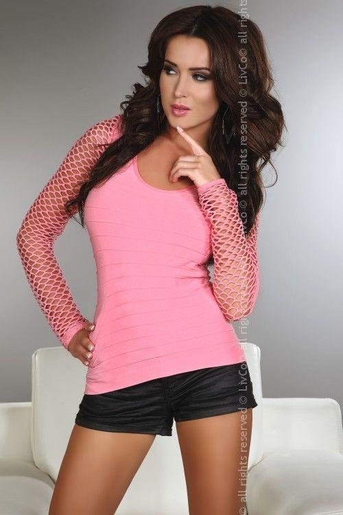 Hortense Pink LC 60009 bluzka