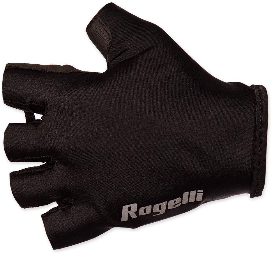 ROGELLI BELCHER rękawiczki rowerowe, czarne Rozmiar: XL,rogelli-blecher-black