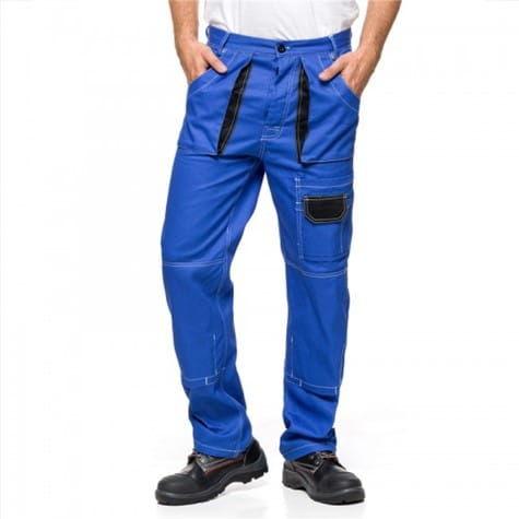 Spodnie do pasa ICARUS AVACORE w kolorze niebiesko-czarnym