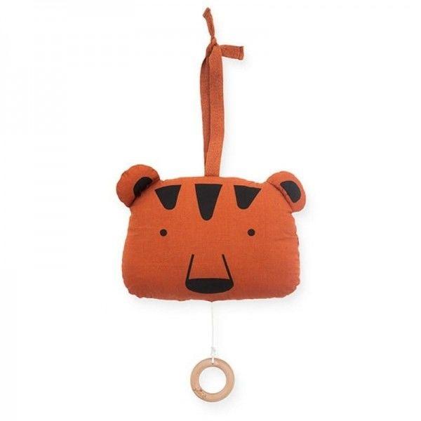 Jollein - Baby & Kids - Jollein - Pozytywka do Usypiania Animal Club Rust